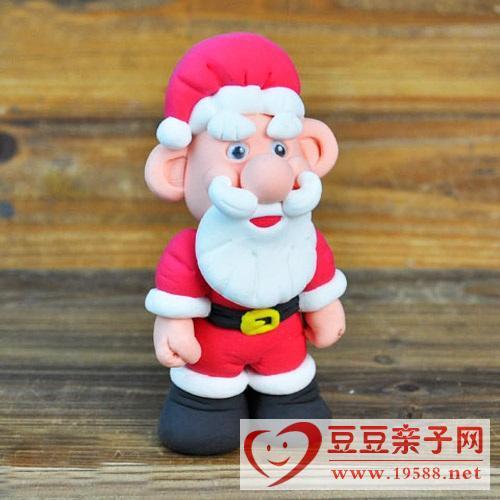 圣诞老人制作图片 圣诞老人图片 圣诞老人送礼物图片