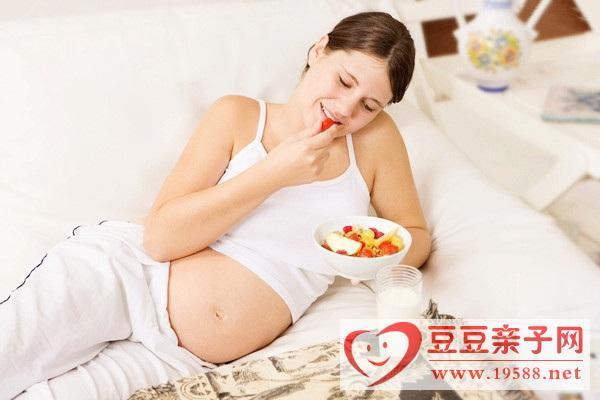 孕妇吃水果不要过量,孕妇不能把水果当饭吃